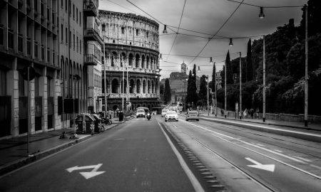 tre - Colosseo Portada