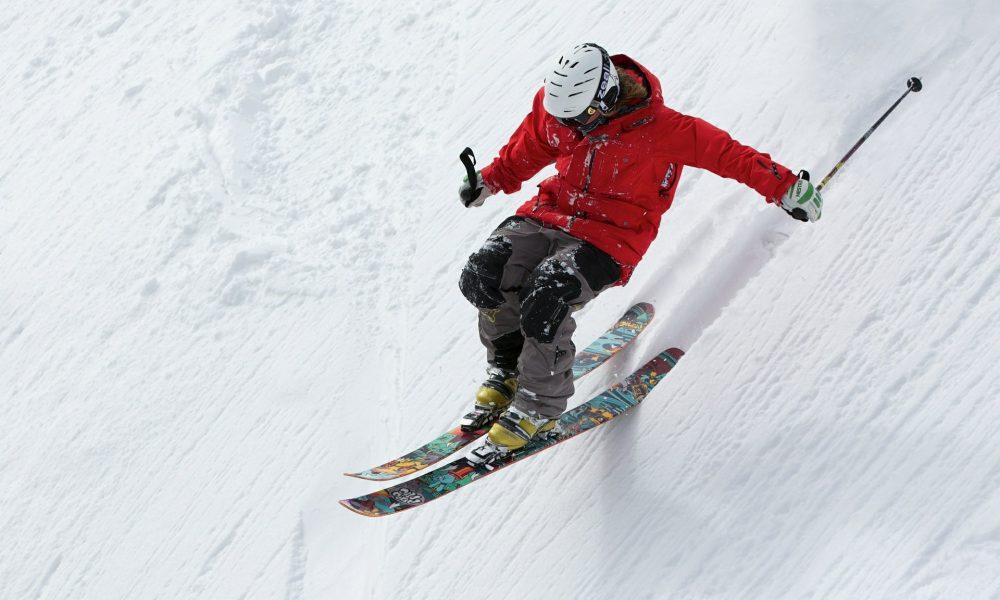 olimpio - Esquiando