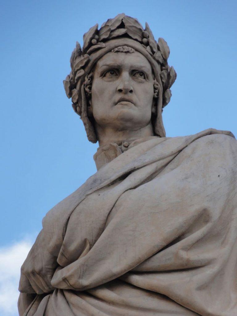 dante - Estatua