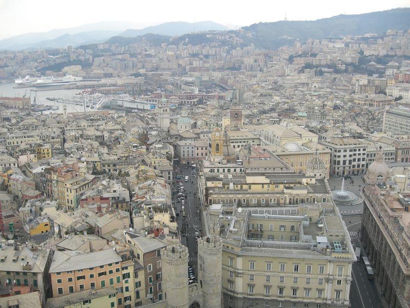 liguria - Genova