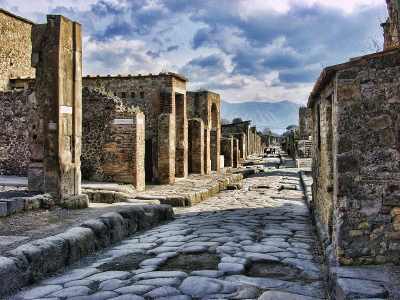 Ciclo - Ruinas