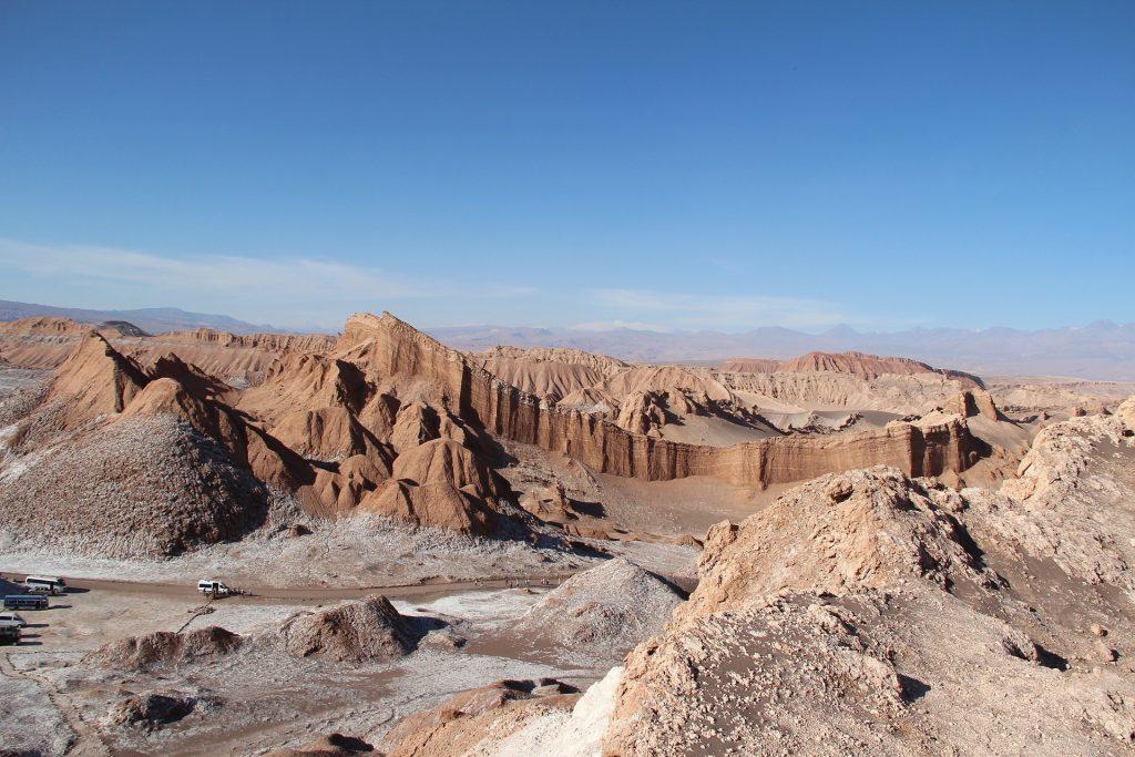 profesora incentiva la literatura italiana - Valle De La Luna Desierto De Atacama