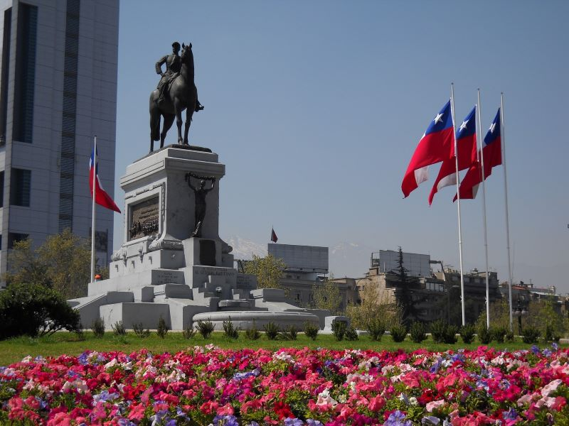 plaza - Baquedano