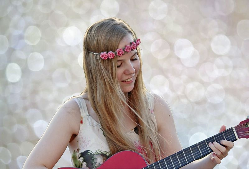 el arte de ser feliz y la música italiana - Guitar