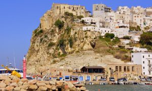 El Gargano: espolón de la península itálica - Imagen de Acantilados del promontorio montañoso del Gargano