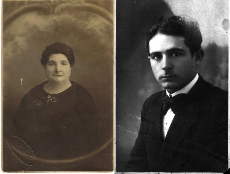 Las familias que llegaron de la Apulia y sus descendientes - Ana Maria Y Giovanni Donatone
