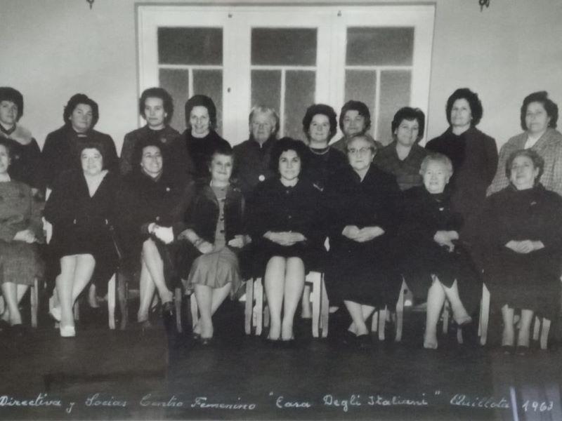 La Casa - Damas Italianas
