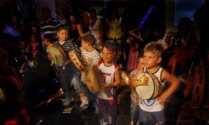 La cocina de la Apulia y el baile - Noche De La Taranta