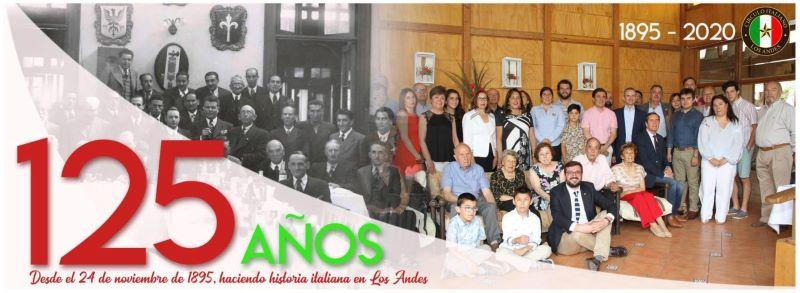 Los Andes - Aniversario