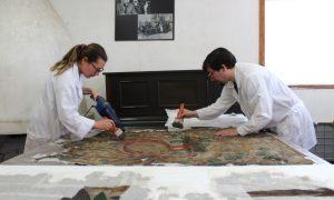 Día Mundial del Arte - Restaurando