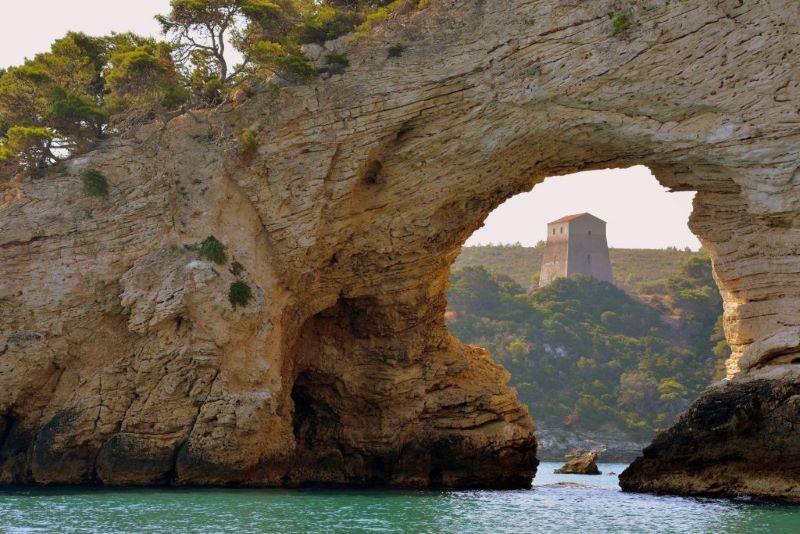 El Gargano: espolón de la península itálica - Roca