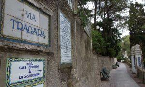 Lettere Maiuscole - Capri