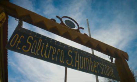 Humberstone - Letrero