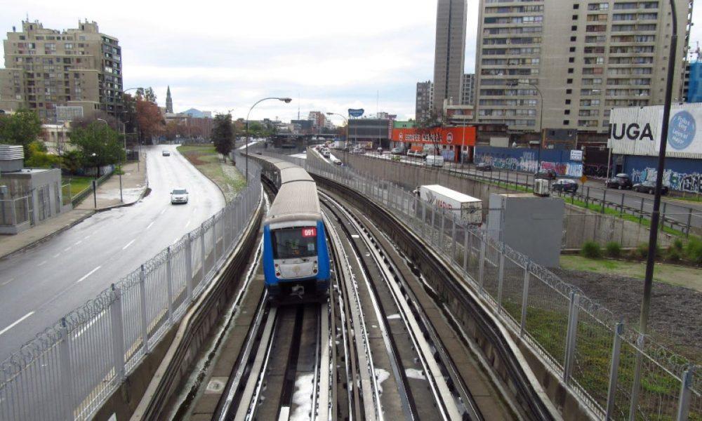 Las estaciones Toesca y Rondizzoni del Metro - Panorama