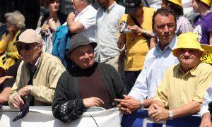 Envejecer saludable en Chile e Italia - Publico de personas mayores
