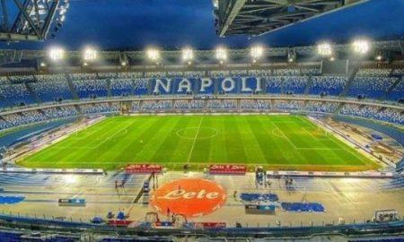 Napoli - Cancha