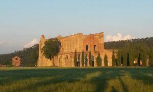 Abadía - Chiesa