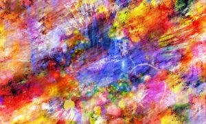 Enrico Bucci y los artistas chilenos - Color