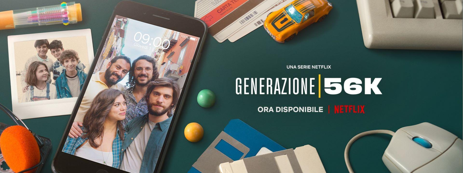 Generazione 56K - Modem