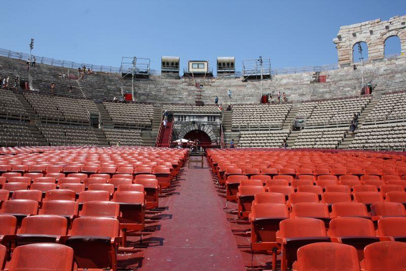 Seat - Arena