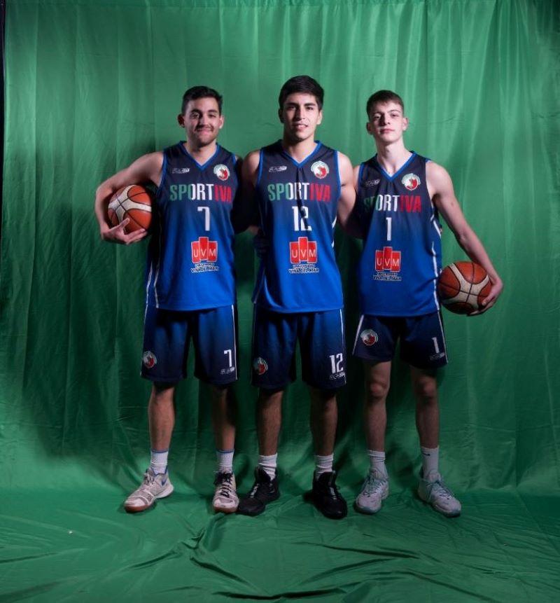 basquetbol - Azul