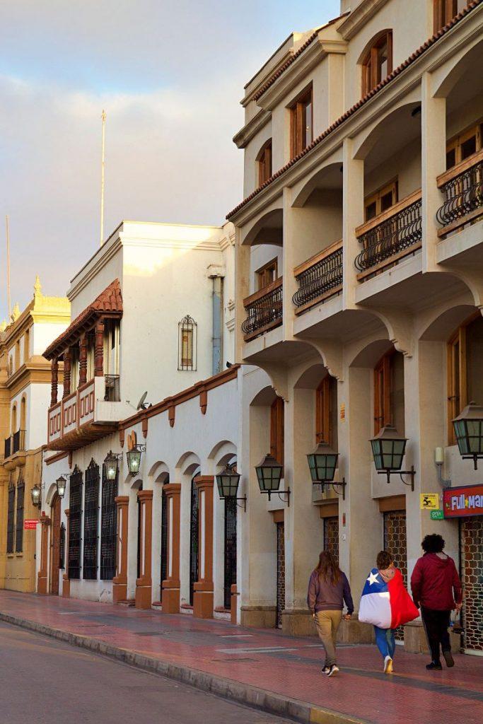 La Serena - Edificios