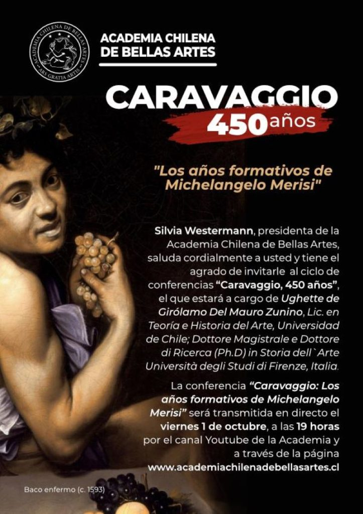 Caravaggio - Flyer