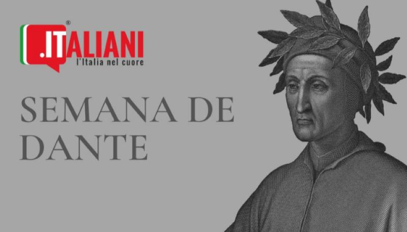Semana de Dante - Poeta