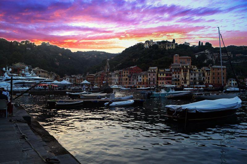 canciones - Portofino Barcos