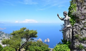 Capri - Rocas