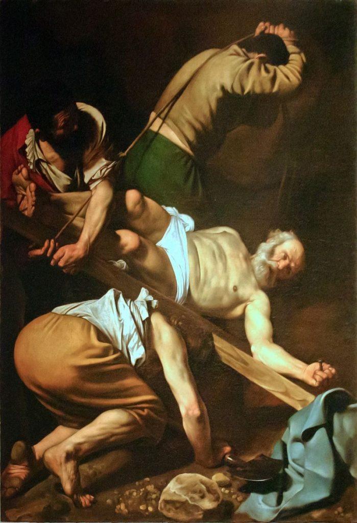 Caravaggio - San Pedro