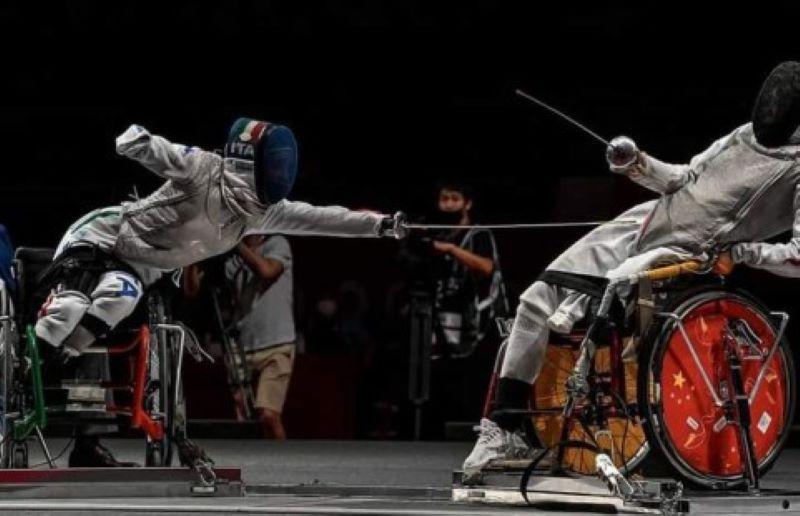 Paralímpicos - Competencia