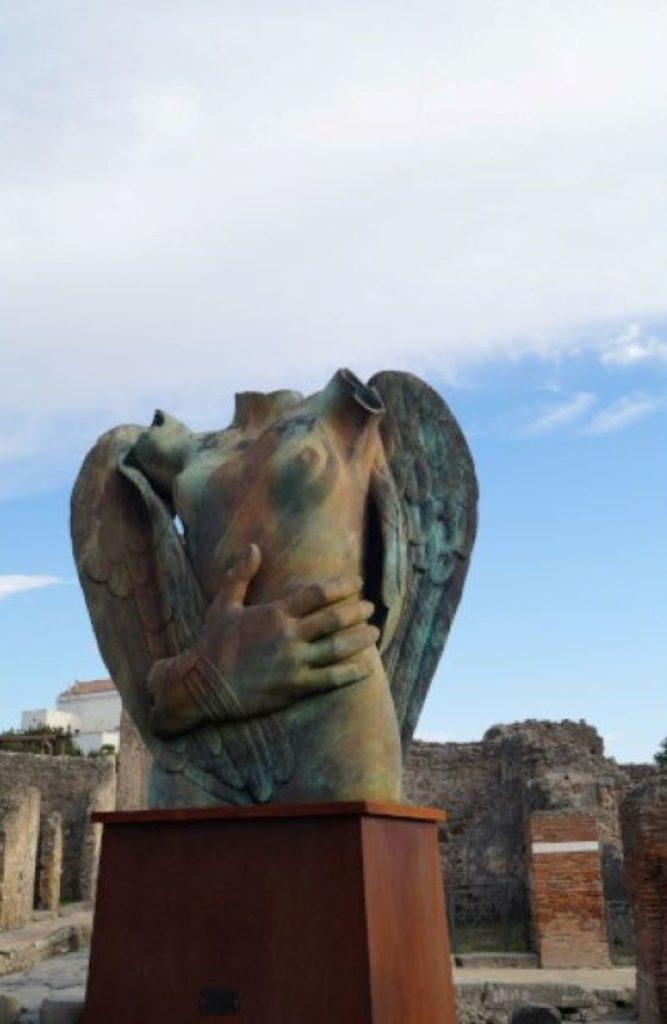 El apocalipsis según Pompeya y Herculano - Figura
