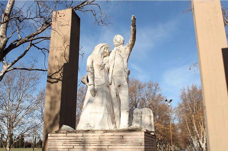 Colonia caroya - Monumento Al Inmigrante