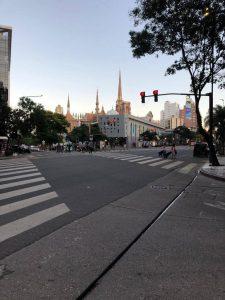 Coronavirus - Avenida Yrigoyen