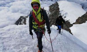Agustín - Haciendo Alpinismo