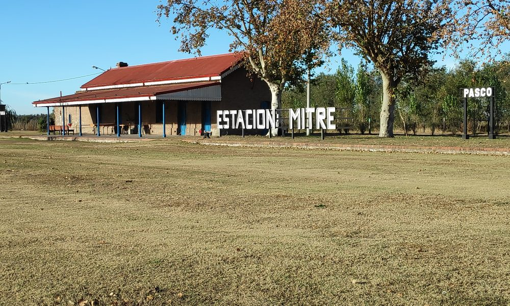 Ferrocarril - estacion