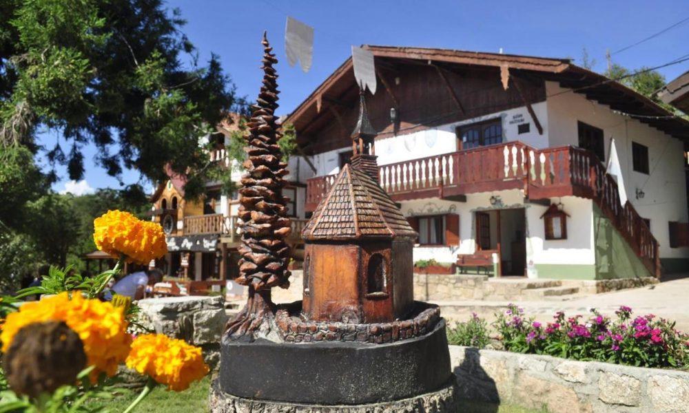 Cumbrecita - Cjase