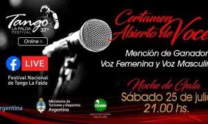 Festival Nacional De Tango Presentación