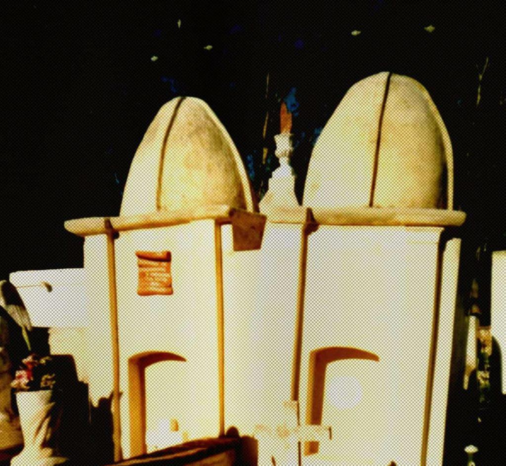 tumbas de pie - villa nueva