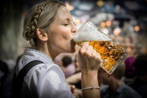 Día Internacional De La Cerveza Oktober