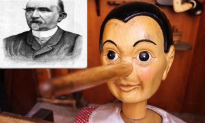 Pinocchio - Portada