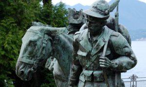 alpini - Estatua