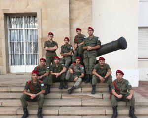 Artillería - Portada