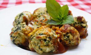 Malfatti - Con Salsa De Tomates