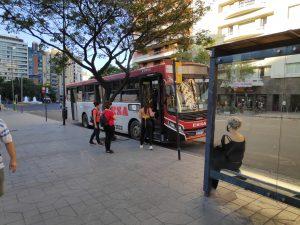 Transporte Publico - Portada