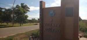 Colonia Vicente Agüero - Portada