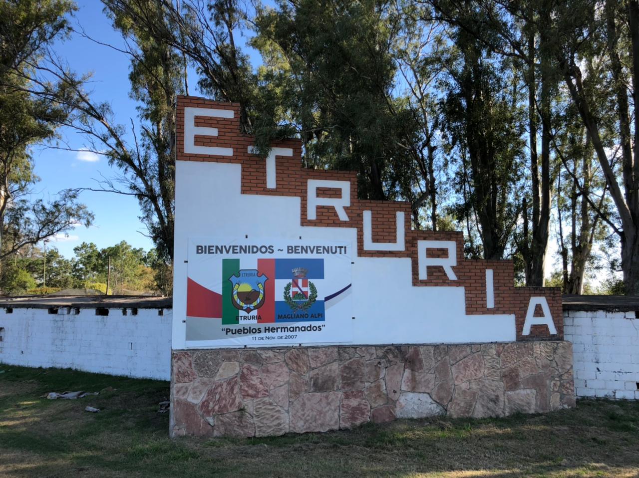 Etruria - Portada