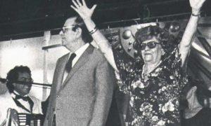 Leonor Marzano Escenario