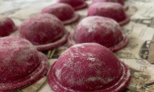 Sorrentinos De Colores - Remolacha Mangiare La Pasta Fb